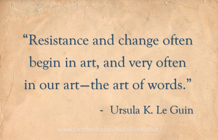 Le Guin_Resistance and change
